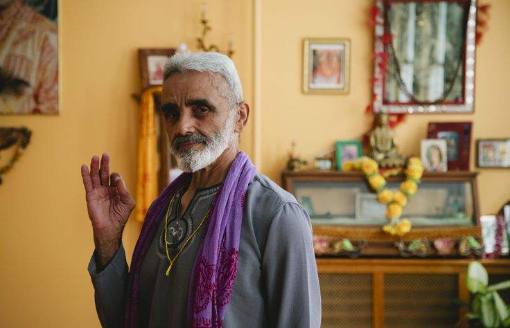 The 75-year-old Brazilian yoga master, Sri Dharma Mittra, gives us an intimate look at his practice, and what keeps him grounded and inspired as a teacher.