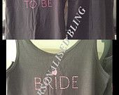 Hen party tops t shirts personalised wedding tops name