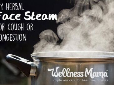 How to do an herbal face steam for cough and congestion 365x274 DIY Herbal Face Steam for Congestion