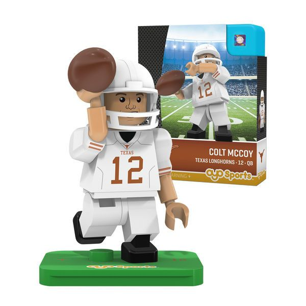 Colt McCoy Texas Longhorns OYO Sports NCAA Player Figurine