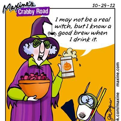 maxine halloween - Halloween Jokes For Seniors