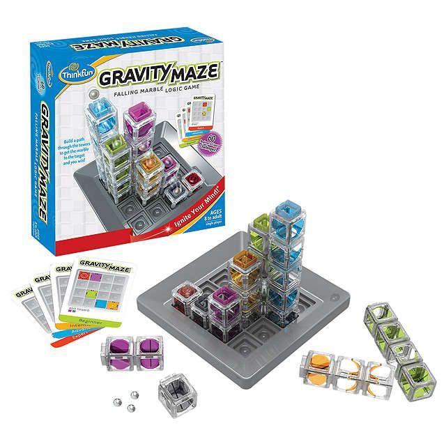 BuyThinkFun Gravity Maze Logic Game Online at johnlewis.com