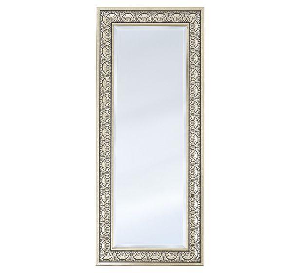 Beautiful Casablanca Rectangle Mirror (Large) from Fantastic Furniture