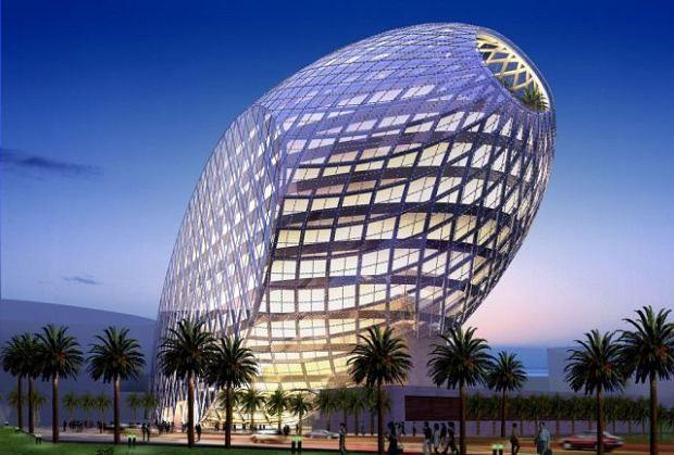 Jajo – ulubiony kształt artystów i architektów - Inspirowani Naturą