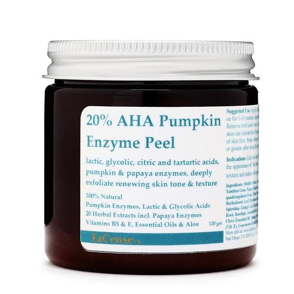 20% AHA Pumpkin Peel Mask- Professional Results | – RD Alchemy