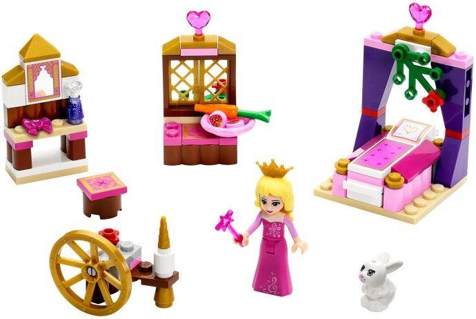 41060 Sleeping Beauty S Royal Bedroom Lego Disney Princess Lego Disney Lego Lego sleeping beauty royal bedroom