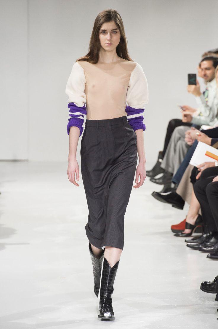 Fall 2017 RTW Calvin Klein Collection Collection