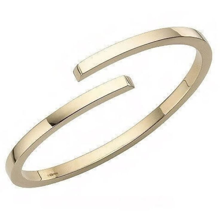 s solid jewellery gold p bracelet fashion women photo genuine on