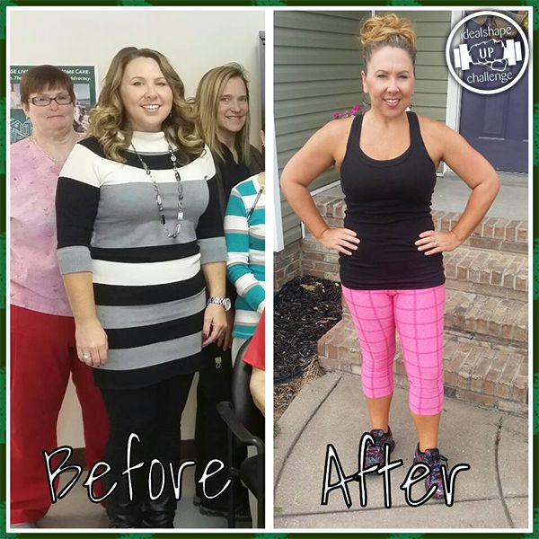 """TransformationTuesday - """"I just finished the 12 week ..."""