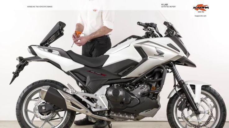 HONDA NC 750 X | Gama de Acessórios KAPPA Fique a par de todos os acessórios da KAPPA para a Honda NC 750 X  #lusomotos #kappa #kappamoto #Honda #NC750X #estilodevida #andardemoto #acessórios #gamadeacessórios #estrada #moto