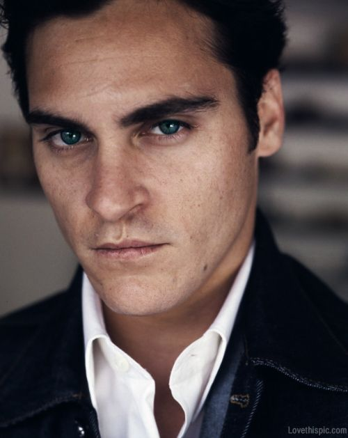 Joaquin Phoenix sexy hot guys male celebs celebrities actor