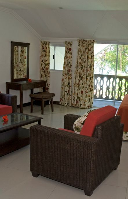 Augerine Guest House, a budget hotel in Seychelles