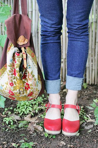 Clogs: Lotta from Stokholm, Weekly Wears by Skunkboy Creatures., via Flickr