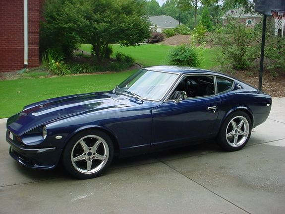 00019's 1976 Datsun 280Z Photo Gallery