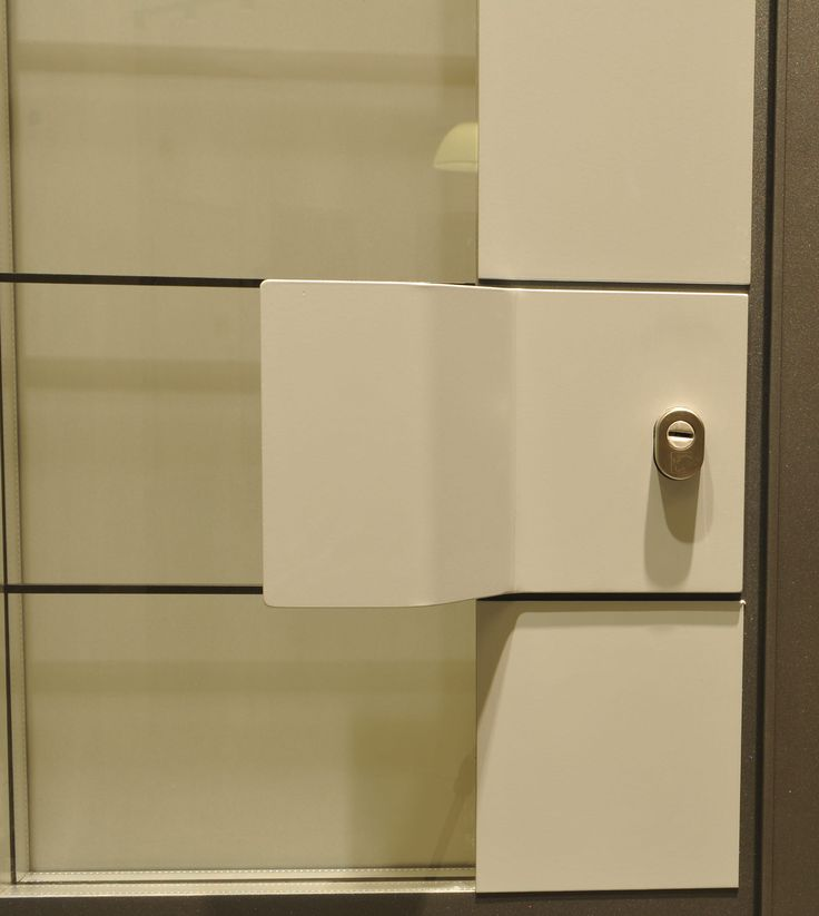 A unique handle for Rowena, Pasquare and Anacona doors.