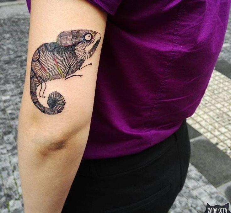 Panakota tattoo