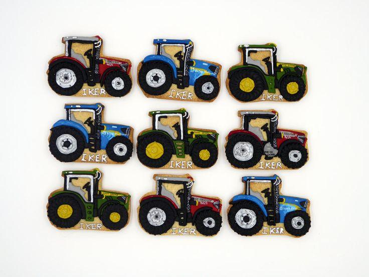 Galletas-tractor_Tractor-cookies