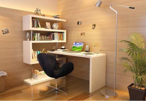Adorable 60 Office Desk With Shelves Design Ideas Of Diy Floating