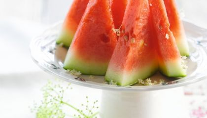 Dronken watermeloen