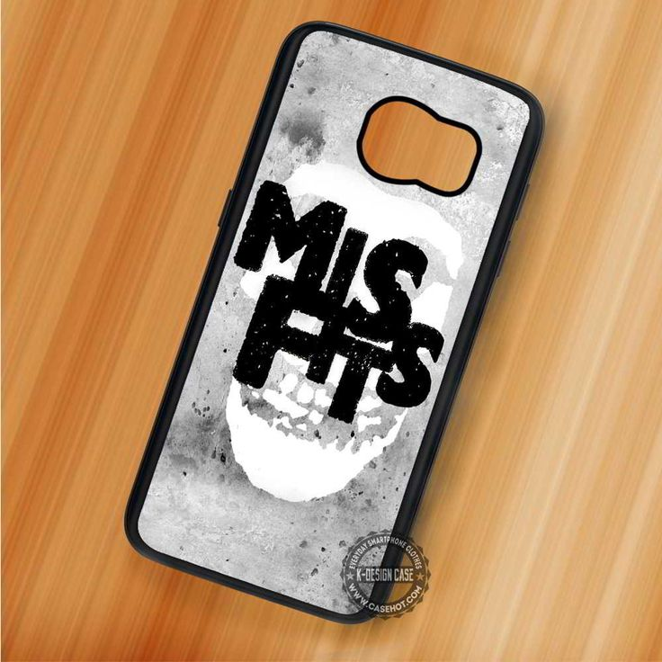 Misfits Lyric - Samsung Galaxy S7 S6 S5 Note 7 Cases & Covers