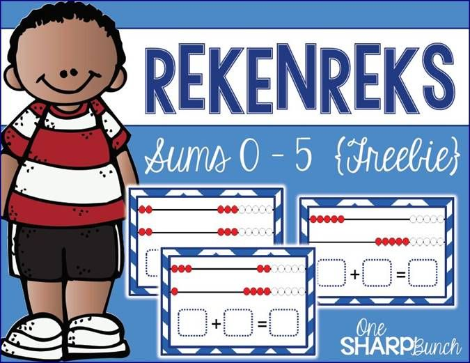 Help build number sense with this rekenrek FREEBIE! Use these cards alone or with a rekenrek board! Plus, includes a response sheet! Perfect for whole group instruction, as a center activity, or with small group intervention!
