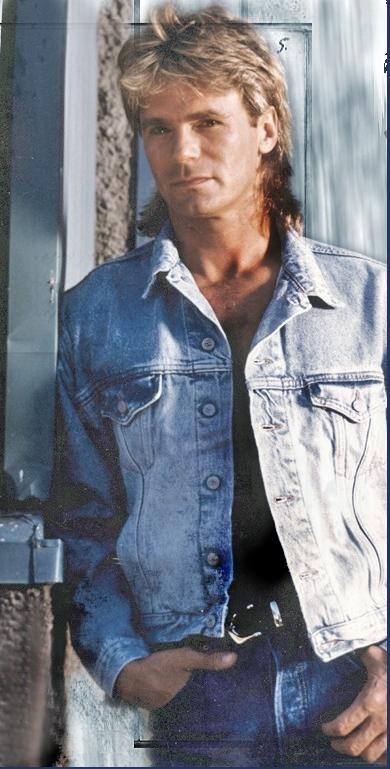 Macgyver Promo Blue Jean Jacket Beautiful People