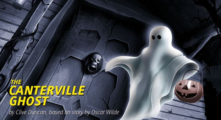 "PDF de la obra completa ""The Canterville Ghost"" en inglés"