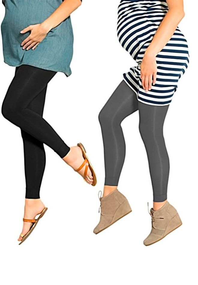 A pair of cute, comfy maternity leggings are a staple of every pregnancy wardrobe. Check out these stylish options that'll keep pace with you and your growing bump.