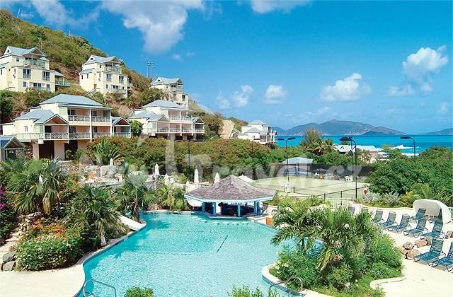 LONG BAY BEACH RESORT Britské Panenské ostrovy Tortola - New Travel.cz