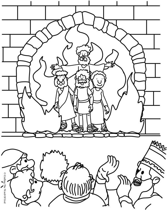 162 best images about daniel on pinterest crafts book for Daniel and the fiery furnace coloring page