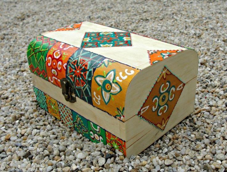 """Cutie bijuterii """"Lebanese Designs"""""""