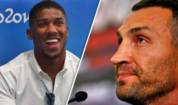 Who will Anthony Joshua fight next? Wladimir Klitschko? Tyson Fury?