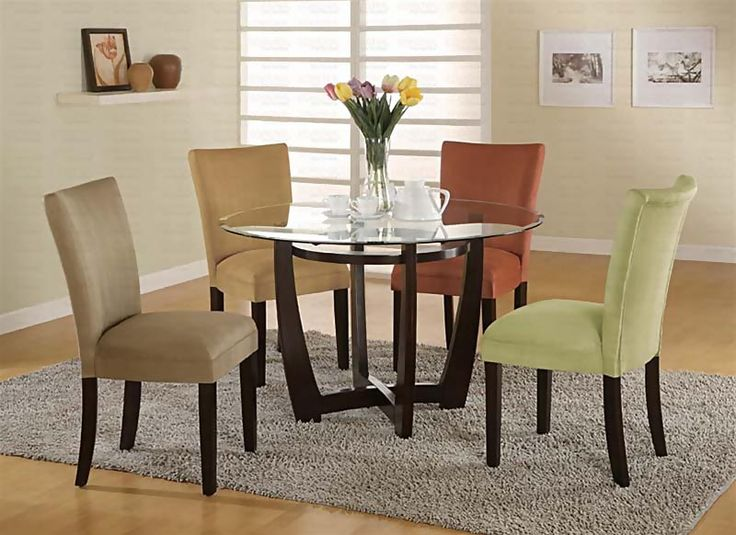 25+ best ideas about Contemporary dining room sets on Pinterest ...
