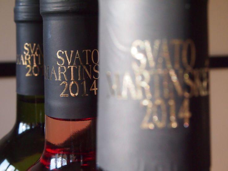 Dle tradice se Svatomartinská vína otevírají až 11. 11. v 11 hod.