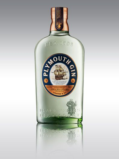 Plymouth Gin a unique, protected style of gin originating from the city of Plymouth, South West England. Since 1793 it has been distilled from a unique blend of 7 botanicals, soft Dartmoor water and pure grain alcohol at the oldest working distillery in England || Plymouth Gin - Our Range - Plymouth Original Strength