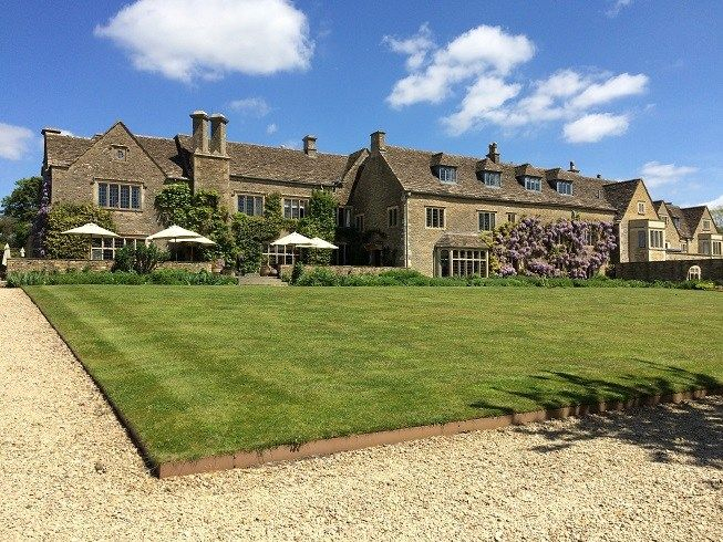 Whatley Manor hotel, Cotswolds, UK