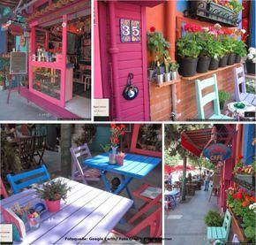 Maya's Corner Café   Istanbul, Türkei   Hase im Glück   Cooking Worldtour