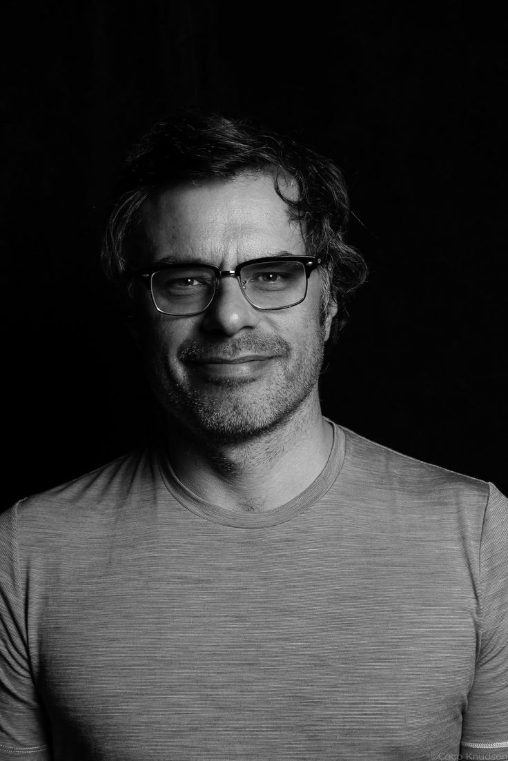 Jemaine Clement: a beautiful man who thinks.