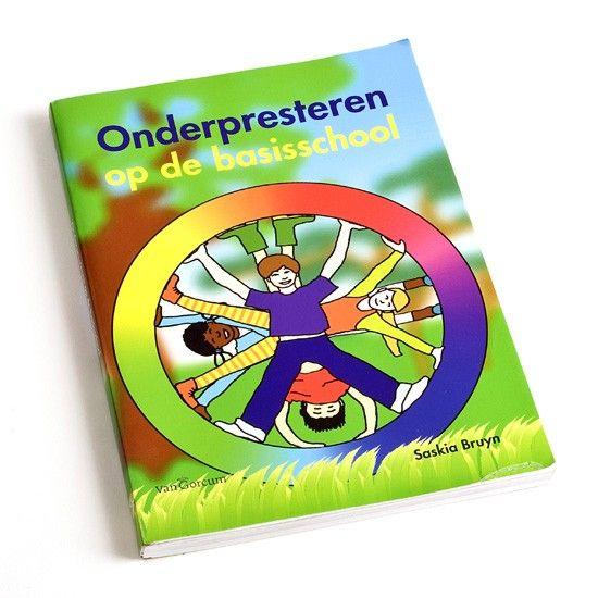 Onderpresteren op de basisschool - Niet alleen hoogbegaafde kinderen presteren soms onder hun niveau. Dit boek biedt ondersteuning bij het signaleren en voorkomen van onderpresteren.