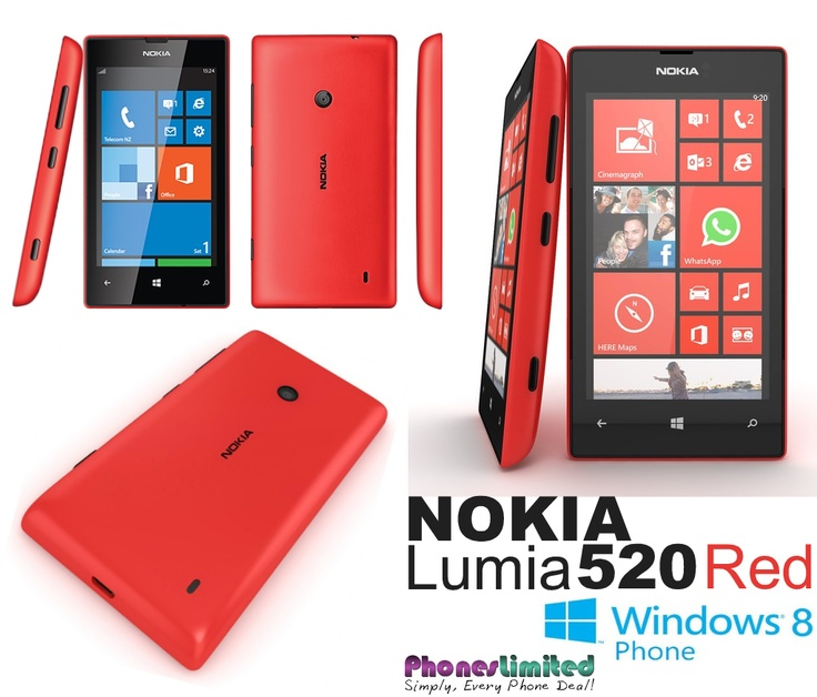 nokia lumia 520 price. nokia lumia 520 red - cheapest contract deals and prices http://www price