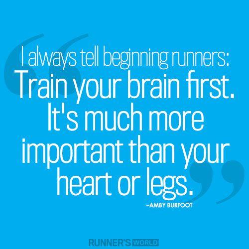 Beginners, Train Your Brain | Runner's World