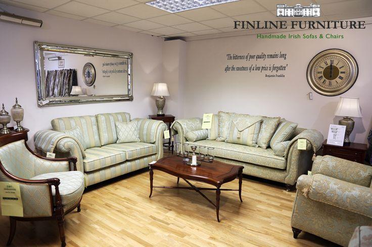 Inside - Dublin Showroom