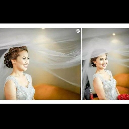 "Agnes is one lucky lucky bride. Elmore took care of all the turn over and details on the day of the wedding. He does not want Agnes to stress. This made me a very luck MUA too as it made my job very easy. Thank you Elmore Louie L. Capili! His feedback to us ""Thanks CJ for making Agnes beautiful yesterday... Natuwa naman sila at nagpalakpakan. Naging masaya yung wedding namin. We are blessed kasi mababait lahat ng mga suppliers na naging part ng wedding namin including your team...thanks…"