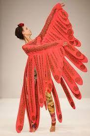 Bildergebnis für vogel flügel kostüm