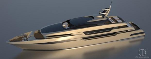 Quando la nautica incontra l'arte. http://www.nuvolari.tv/recensioni--/magayacht-jankowski