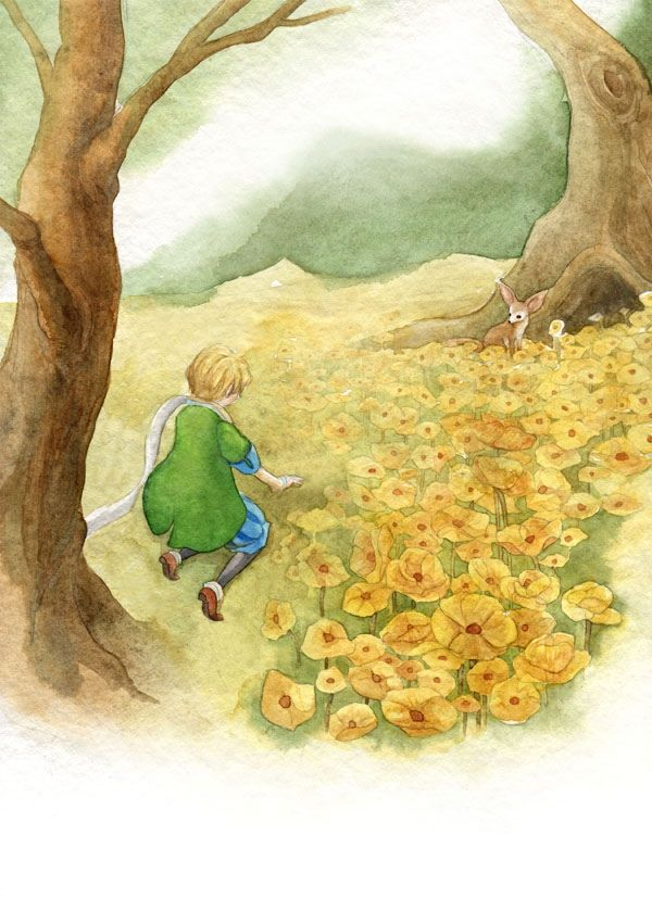 the Little Prince / Illustration