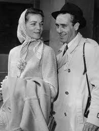 Lauren Bacall with her 2nd husband Jason Robards, Jr.