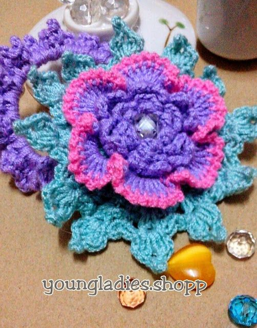 Crochet Hair Rubber : ... Crochet on Pinterest Free pattern, Hairpin lace and Crochet chart