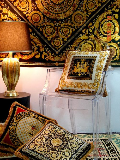 40 best versace furniture images on pinterest versace. Black Bedroom Furniture Sets. Home Design Ideas
