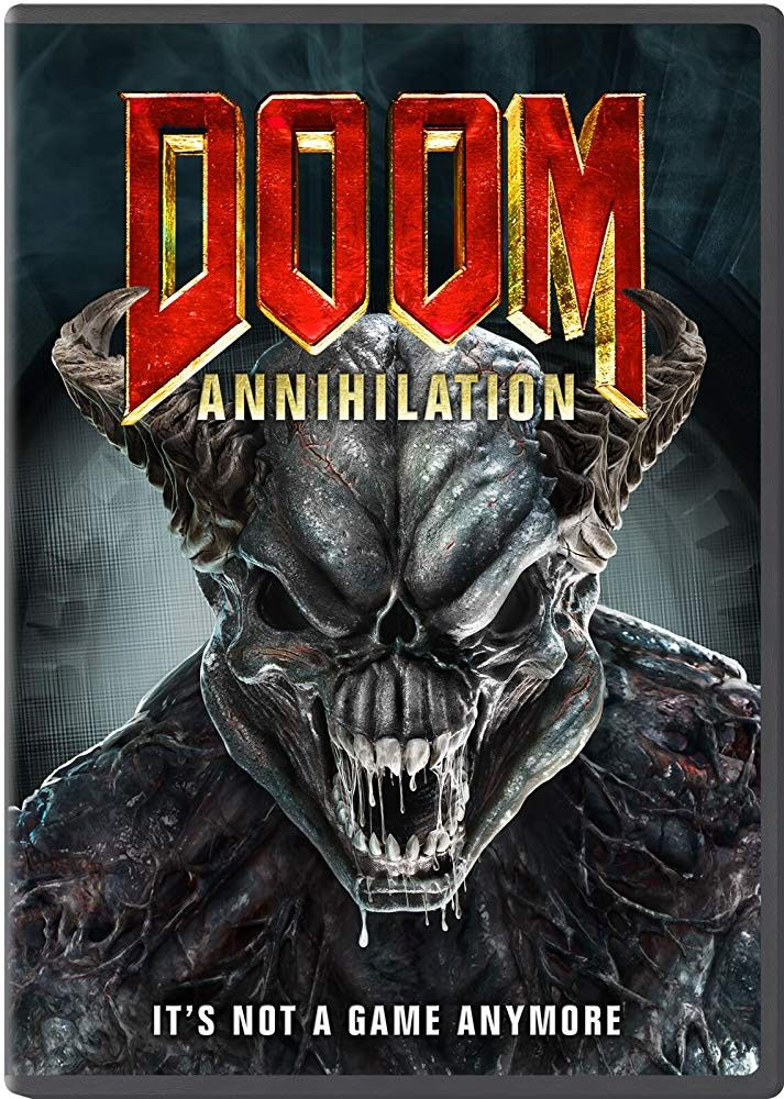 Doom Annihilation 2019 Hindi Dubbed 720p This Is A Dual Audio